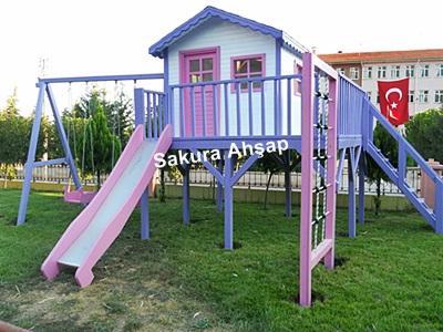 Ahşap-Çocuk-Oyun-Evi