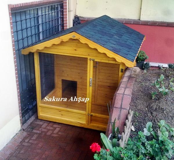 Ahşap-Köpek-Kulübesi-015