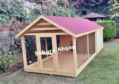Ahşap Köpek Kulübesi Nasıl Yapılır?